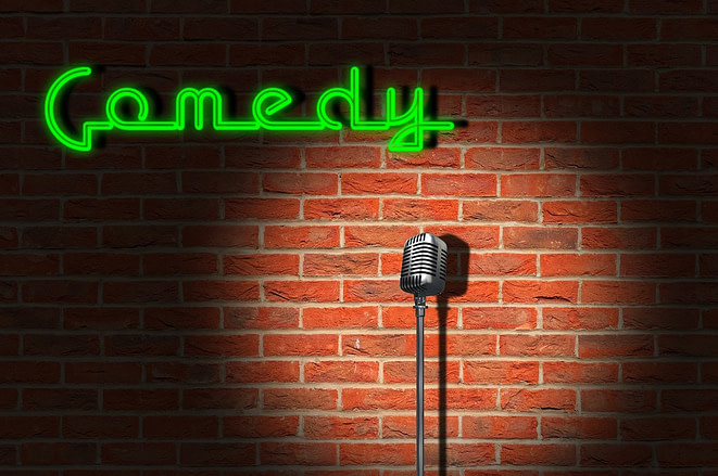 stand-up comedie