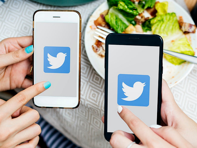 twitter, résaux sociaux , fans